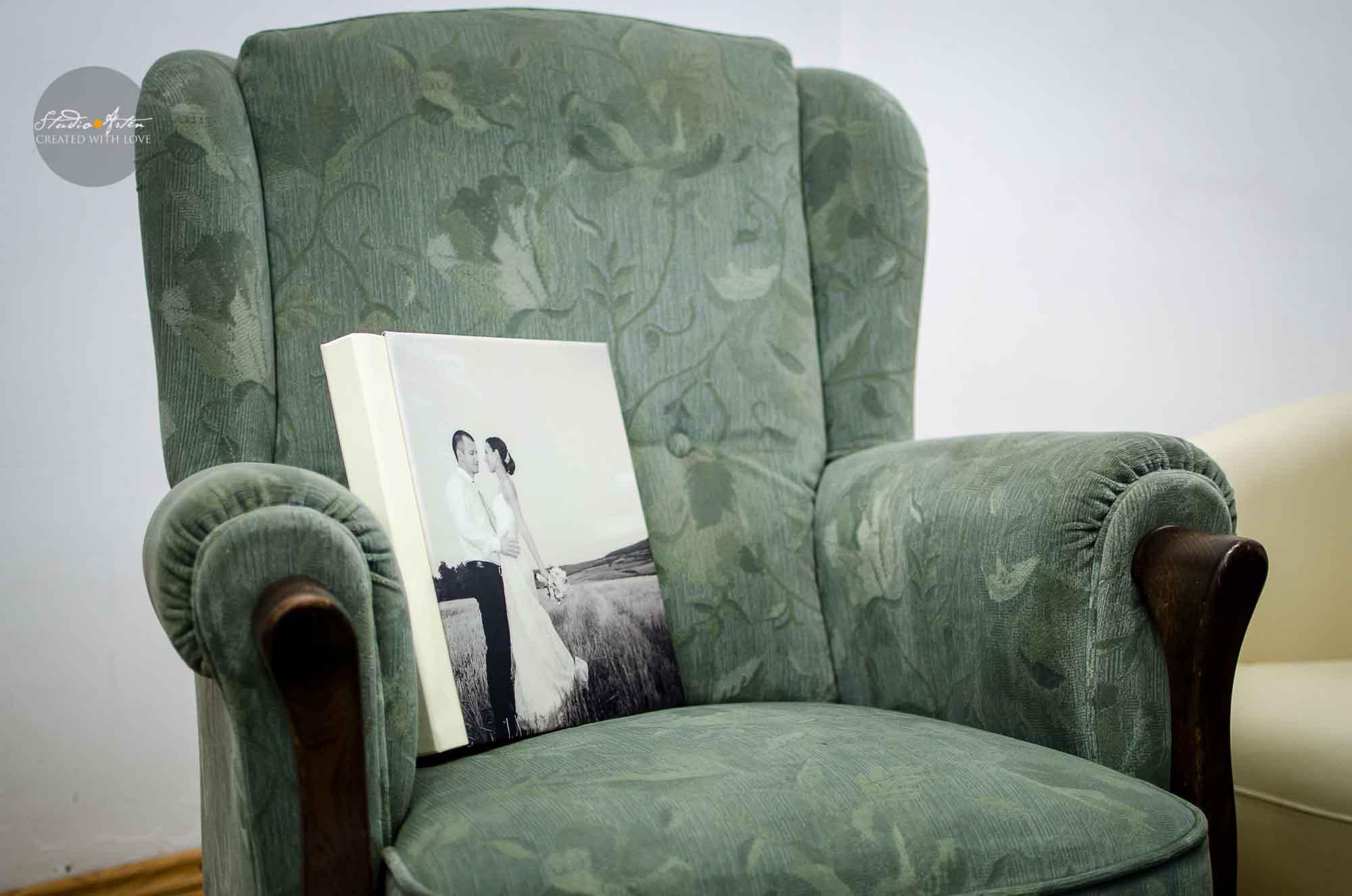 Album nunta - coperta personalizata
