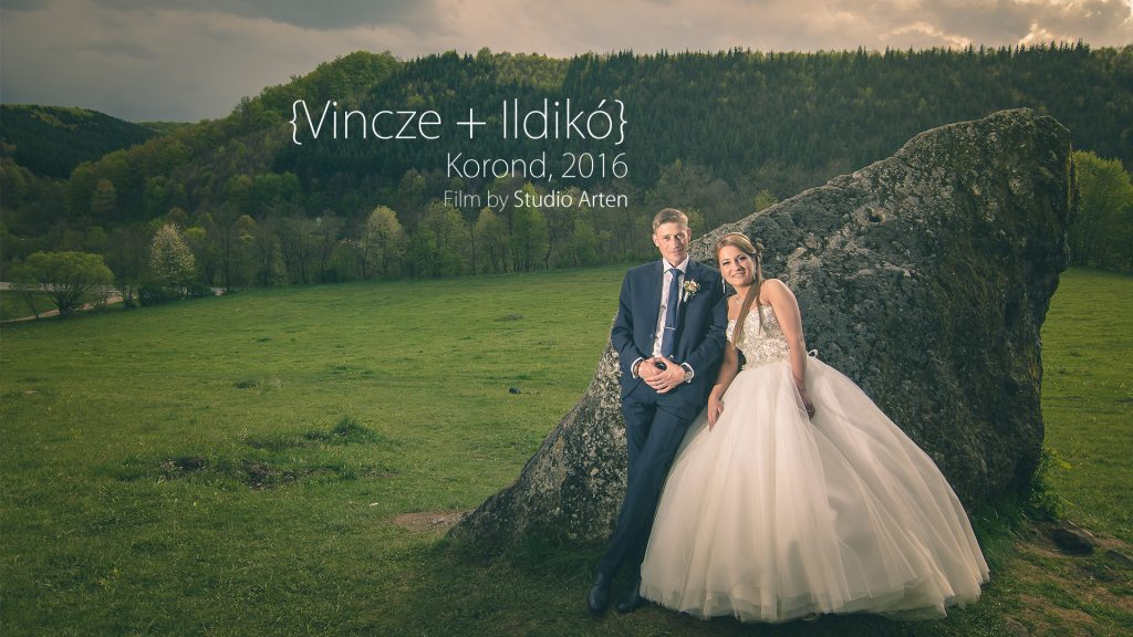 VIDEO {Vincze + Ildiko}